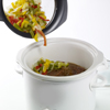 Add stir-fry vegetables to slow cooker; cover. Cook on HIGH setting 10 minutes or until heated through.